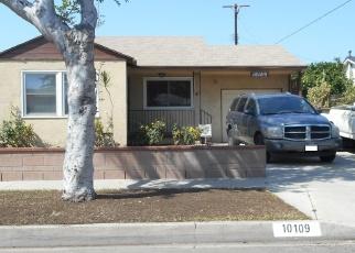 Sheriff Sale in Santa Fe Springs 90670 GARD AVE - Property ID: 70160242416