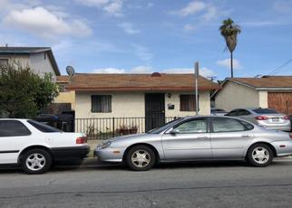 Sheriff Sale in Bell 90201 EMIL AVE - Property ID: 70165014133