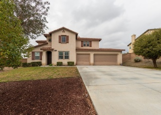 Sheriff Sale in Moreno Valley 92555 CANTERBURY DOWNS WAY - Property ID: 70169920776