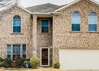 Sheriff Sale in Fort Worth 76123 GERANIUM LN - Property ID: 70173533167