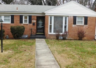 Sheriff Sale in Temple Hills 20748 EVEREST DR - Property ID: 70176439124