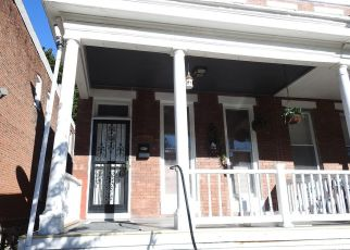 Sheriff Sale in Baltimore 21216 N LONGWOOD ST - Property ID: 70181426339