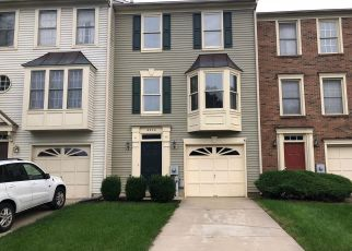 Sheriff Sale in Frederick 21703 REGAL CT - Property ID: 70183952578