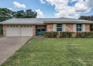 Sheriff Sale in Fort Worth 76132 DARLA DR - Property ID: 70186389917