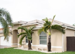 Sheriff Sale in Miami 33196 SW 149TH CT - Property ID: 70187558417