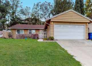 Sheriff Sale in Canyon Country 91387 FLOWERPARK DR - Property ID: 70187640766