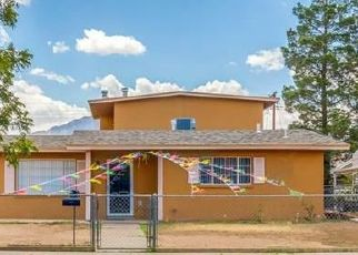 Sheriff Sale in El Paso 79904 MOUNT OLYMPUS DR - Property ID: 70188941991