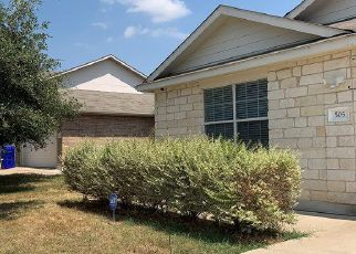 Sheriff Sale in Elgin 78621 BLANCO WOODS BLVD - Property ID: 70191937728