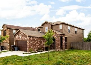 Sheriff Sale in San Antonio 78244 BLUFF XING - Property ID: 70193518816