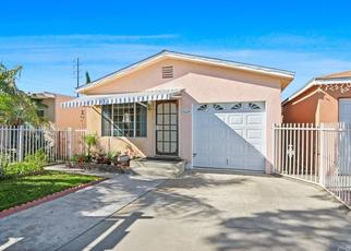Sheriff Sale in South Gate 90280 SAN CARLOS AVE - Property ID: 70194885731