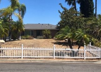 Sheriff Sale in Escondido 92025 GINNY LN - Property ID: 70195795396