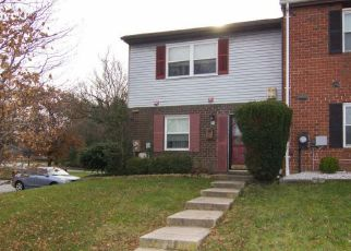 Sheriff Sale in Owings Mills 21117 BARONESS CT - Property ID: 70195953955