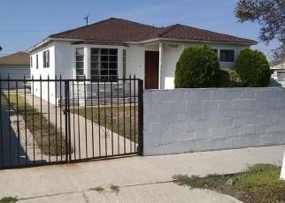 Sheriff Sale in Torrance 90502 RAYMOND AVE - Property ID: 70200212809