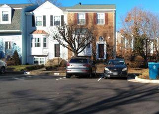 Sheriff Sale in Fairfax 22033 BUCKEYE CT - Property ID: 70201406269