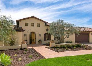 Sheriff Sale in San Diego 92127 SENDERO DE ORO - Property ID: 70201468470