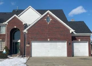 Sheriff Sale in Clinton Township 48038 SWAN CT - Property ID: 70206689110