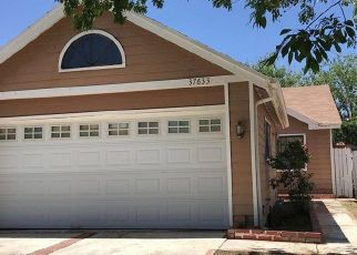 Sheriff Sale in Palmdale 93550 15TH ST E - Property ID: 70208758553