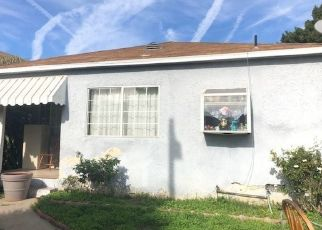 Sheriff Sale in Los Angeles 90003 E 62ND ST - Property ID: 70212544391