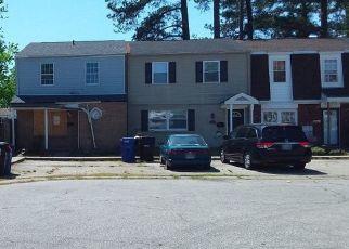 Sheriff Sale in Virginia Beach 23453 DUNNBURY CT - Property ID: 70213962108