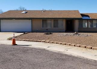Sheriff Sale in Sierra Vista 85635 PLAZA BENITO - Property ID: 70214590165
