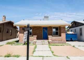 Sheriff Sale in El Paso 79903 CLIFTON AVE - Property ID: 70216242655