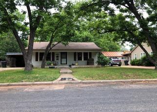 Sheriff Sale in Fredericksburg 78624 W MORSE ST - Property ID: 70216863704