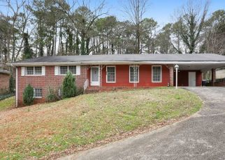Sheriff Sale in Marietta 30060 CLEARVIEW DR SW - Property ID: 70220374495