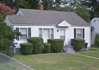 Sheriff Sale in Richmond 23224 BUNDY AVE - Property ID: 70221646369