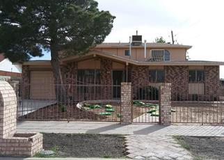 Sheriff Sale in El Paso 79907 HUDSON WAY - Property ID: 70221831187