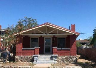 Sheriff Sale in El Paso 79930 RICHMOND AVE - Property ID: 70221833382