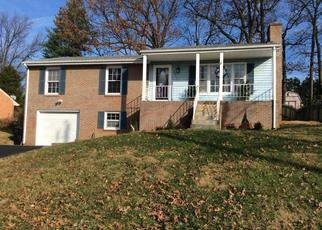 Sheriff Sale in Roanoke 24019 GOVERNOR DR - Property ID: 70222831981