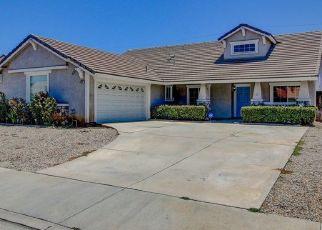 Sheriff Sale in Sun City 92586 CABRILLO DR - Property ID: 70225253526