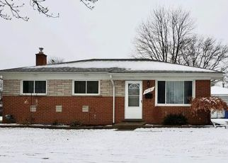 Sheriff Sale in Warren 48088 BEECHWOOD DR - Property ID: 70225332359