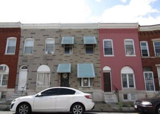 Sheriff Sale in Baltimore 21213 N PATTERSON PARK AVE - Property ID: 70225911810