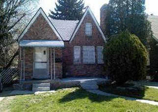Sheriff Sale in Detroit 48228 GLASTONBURY AVE - Property ID: 70227924288
