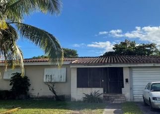 Sheriff Sale in Miami 33168 NW 147TH ST - Property ID: 70230977407
