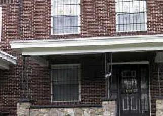 Short Sale in Baltimore 21216 GWYNNS FALLS PKWY - Property ID: 6204554396