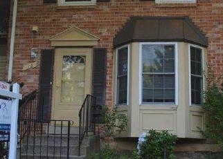 Short Sale in Gaithersburg 20878 MATEUS WAY - Property ID: 6282292150