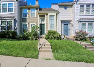 Short Sale in Gaithersburg 20879 SUGARBERRY CT - Property ID: 6324695489