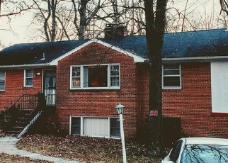 Short Sale in Oxon Hill 20745 WHEELER RD - Property ID: 6327825246