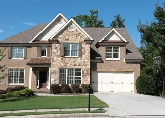 Short Sale in Buford 30519 SABLE RIDGE DR - Property ID: 6328448936