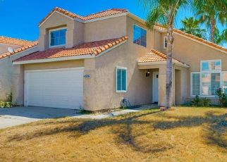 Short Sale in Menifee 92584 CALLE BELCANTO - Property ID: 6331340881