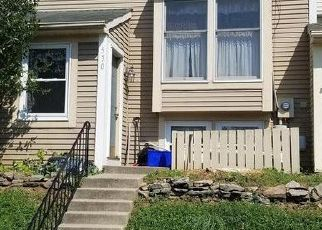 Short Sale in Frederick 21703 ELLROSE CT - Property ID: 6331820446