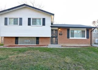 Short Sale in University Park 60484 BLACKHAWK DR - Property ID: 6333224143