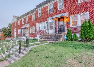 Short Sale in Baltimore 21213 LYNDALE AVE - Property ID: 6333708105