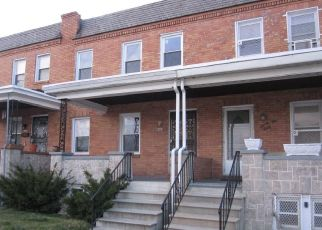 Short Sale in Baltimore 21223 W SARATOGA ST - Property ID: 6334537190