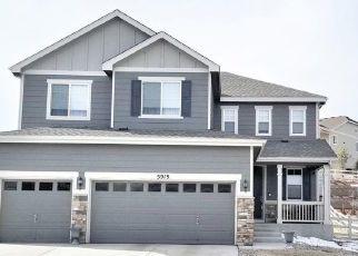 Short Sale in Castle Rock 80104 CLOVER RIDGE CIR - Property ID: 6335499873