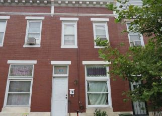 Short Sale in Baltimore 21205 N LUZERNE AVE - Property ID: 6336344725