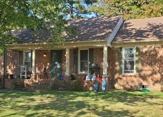 Short Sale in Chesapeake 23320 CONTRELL CT - Property ID: 6337077902